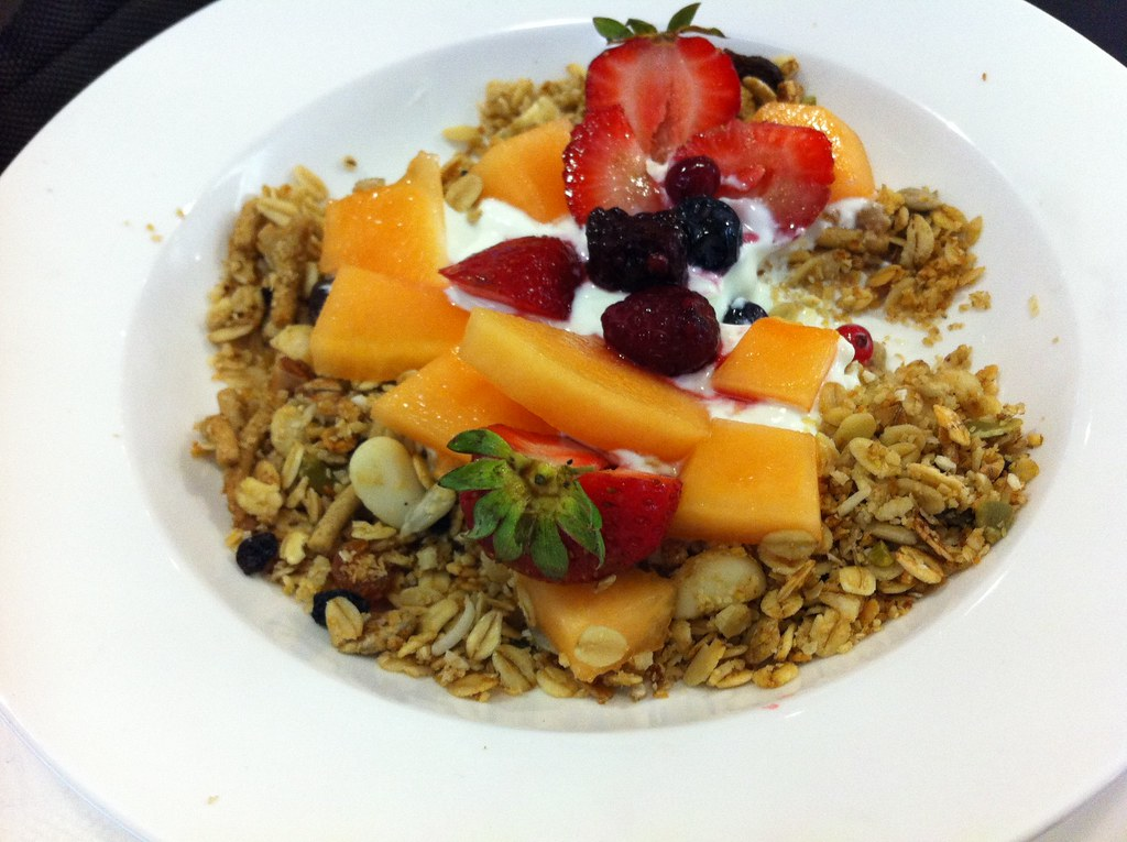 Brookfarm Muesli At Cafe Horizon