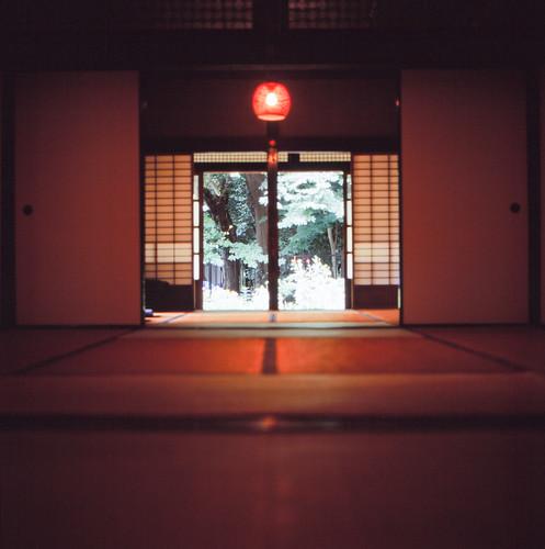 Edo-Tokyo Open Air Architectural Museum