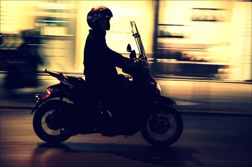Urban Chronicles ~ Boulevard Saint Michel ~ Paris ~ MjYj by MjYj