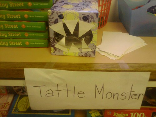 tattlemonster