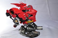 Formania Sazabi Bust Display Figure Unboxing Review Photos (78)