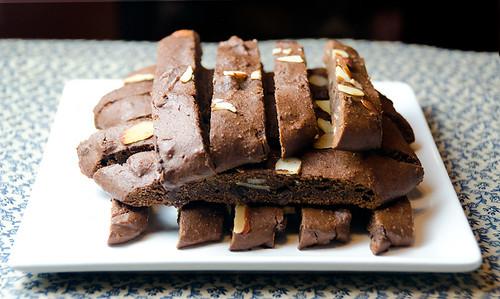 ChocolateAlmondBiscotti-Passover