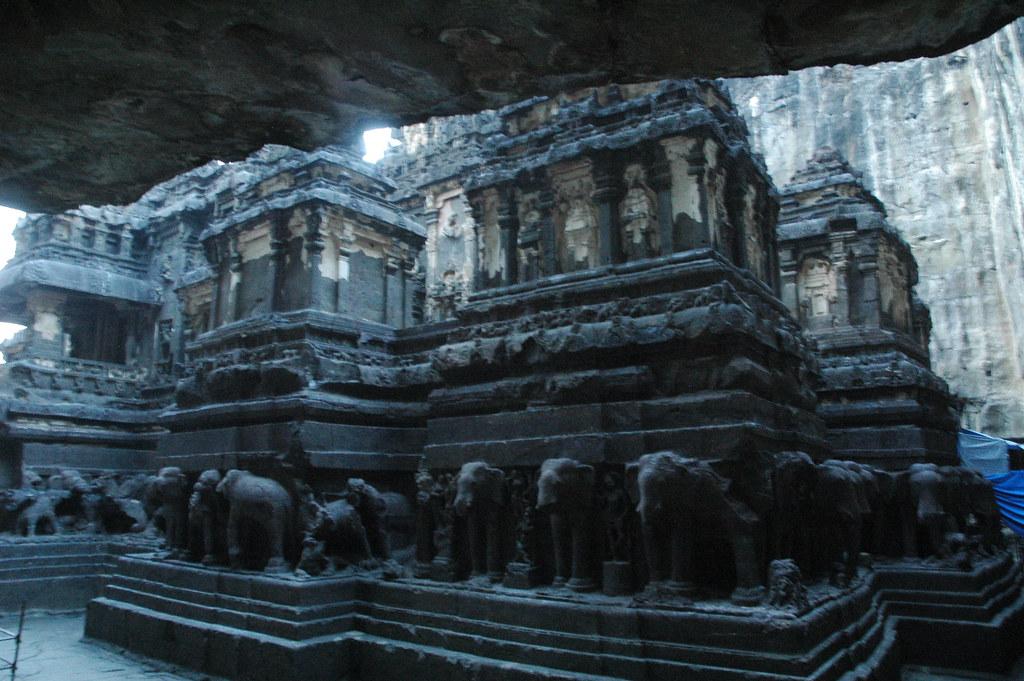 Incredible India - world heritage site Ellora and Ajanta