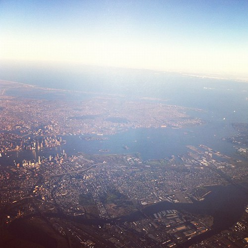 Goodbye #nyc -10,000 ft.