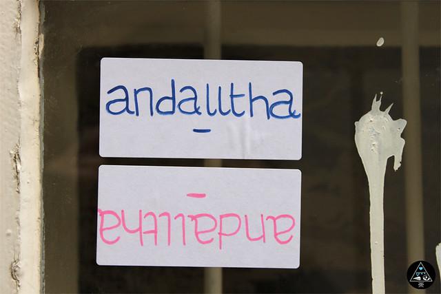 Andalltha Superstickers! in Bratislava, Slovakia.