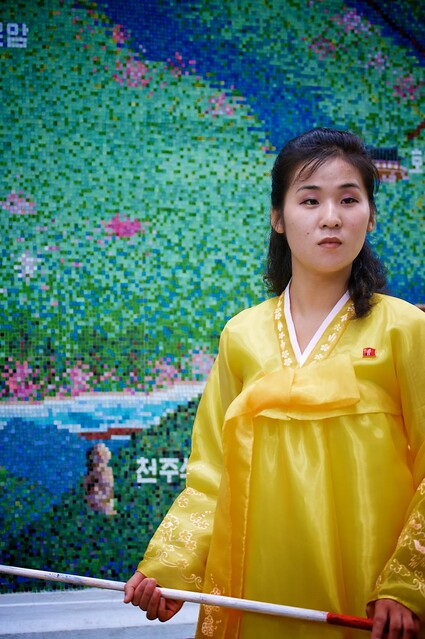 North Korean Pohyon Temple Guide