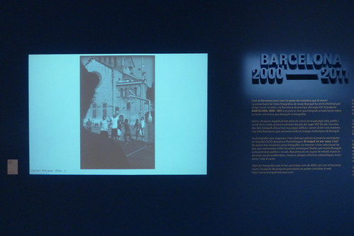 """Exposició """"Barcelona. 2000-2011"""" al CCCB"""