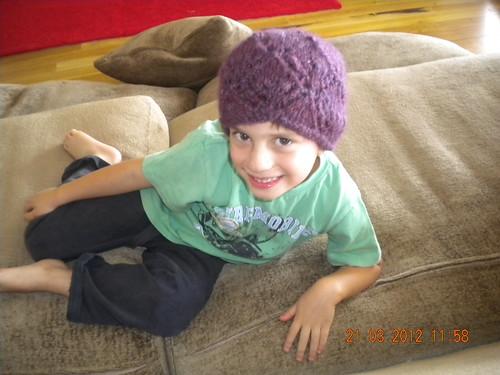 Lilliput Hat by Meg Myers