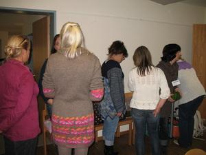 Oberbayern strickt 22.10.2011