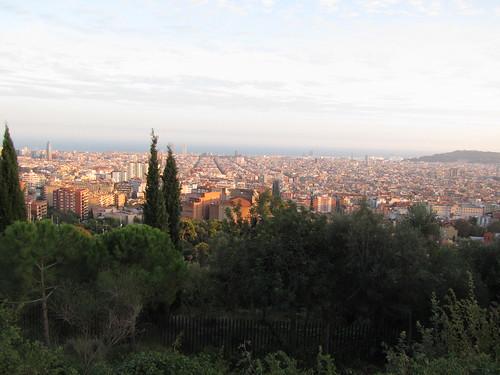 Barcelona, de la montaña al mar. by debolsillo
