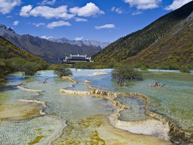 Huanglong National Park