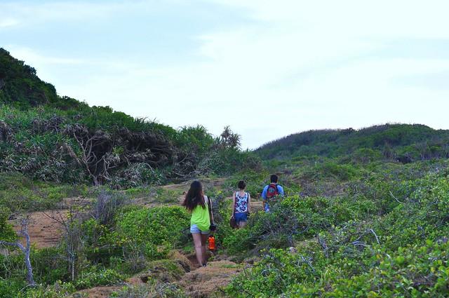 Trekking in Palpalokada