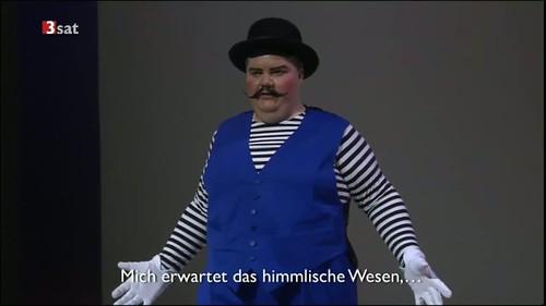 Richard Strauss. Ariadne auf Naxos with  Renee Fleming Salzburg Festival 2011 24