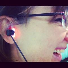 Lights in my ears #valkee /cc @charlesarthur @...