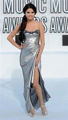 Selena Gomez AMA 2010