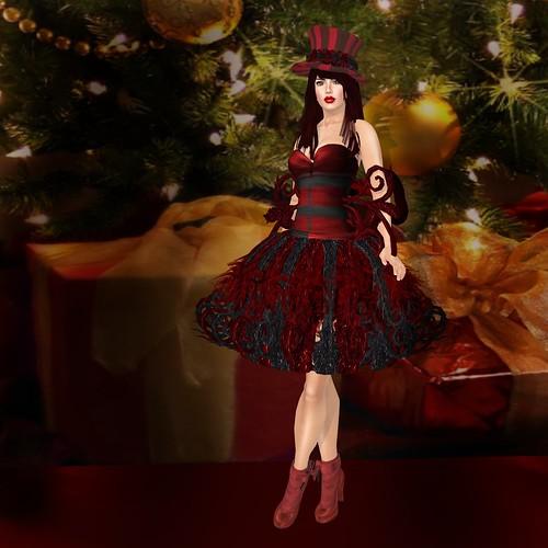 Hidden Under the Christmas Tree