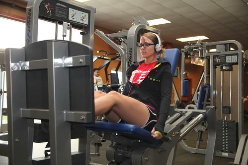 Devil Dog gym begins new year with new gear