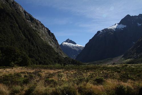 Landschaft auf der Südinsel