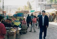 Street Market China