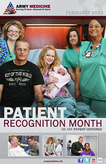 Patient Recognition Month Poster