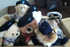 Day 229 - Gift-A-Bears To San Diego