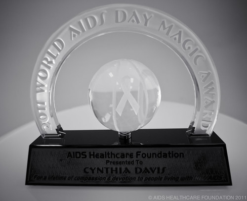 World AIDS Day Magic Award