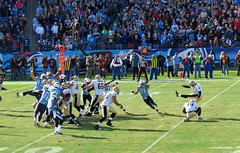 New Orleans Field Goal