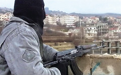 SYRIA-REBELS/RESORT