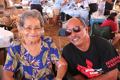 Tan Lucia Torres and Ron J. Castro, 2007