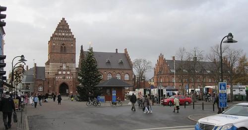 Det gamle rådhus i Roskilde