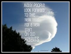 Habits!