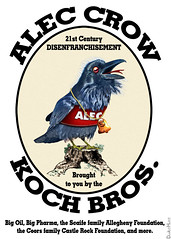 ALEC CROW - 21st Century Disenfranchisement