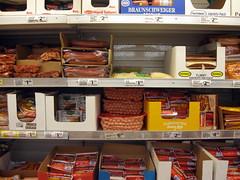 Ewwww...processed meats