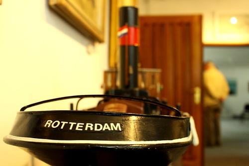 Replika Kapal Belanda