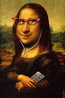 Mona Lisa - Caricature