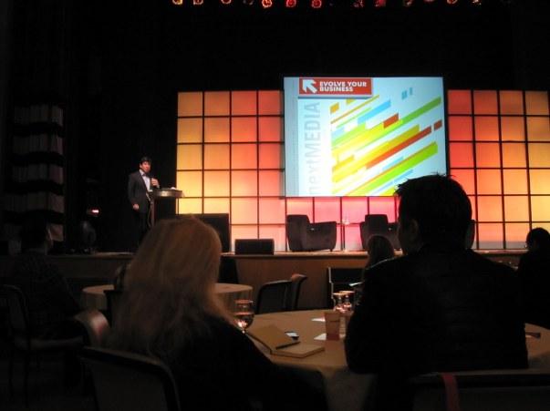nextMEDIA Conference 2011