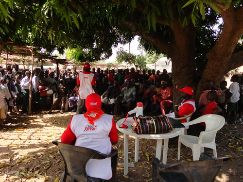Benue WAD  testing pictures 117