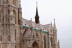 Budapest - Castle District - St Mathias