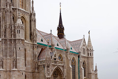 Budapest - Castle District - St Mathias