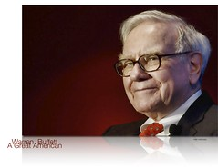 Warren Buffett poster revised