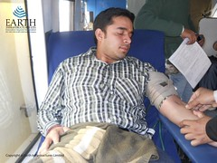 Blood donation camp | Earth Employee