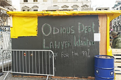 Odious Debt Lawyer Wanted - Work for The 99%