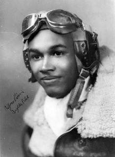 Alfonso Harris: Tuskegee Airman