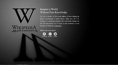 Wikipedia cierra