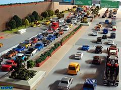 Expressway Extension Diorama