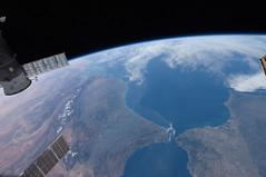 Morocco and Spain (NASA, International Space S...