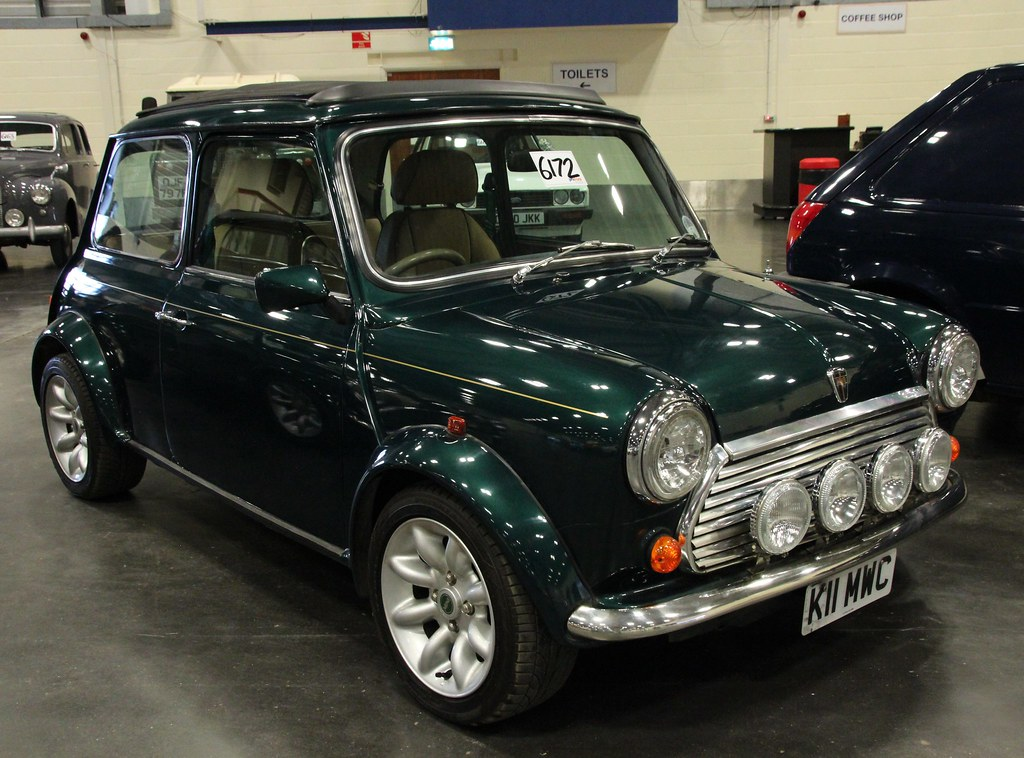 The Worlds Best Photos Of 1275cc And Rover Flickr Hive Mind