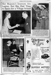 Bury Free Press Coronation Souvenir Page 15 - ...