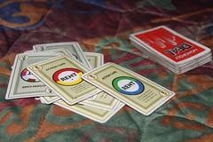 Mexico: Monopoly Deal at Hotel La Siesta in Ma...