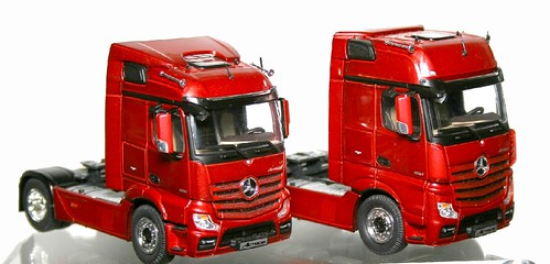 NZG New Actros